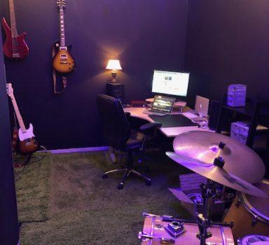 Room Sound Dampening